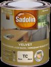 Sadolin Velvet gyorsan száradó lazúr bázis